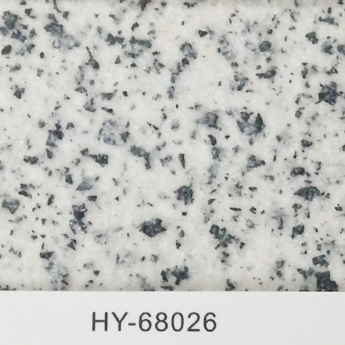 天然真石漆和调色真石漆有哪些区别?