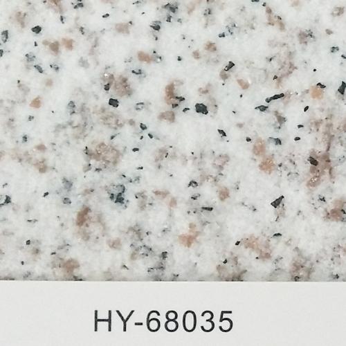 同为质感涂料,真石漆和岩片漆有什么不同?