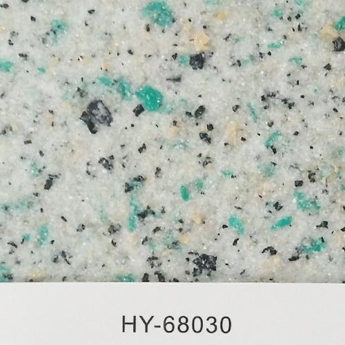 真石漆与岩片漆大家能分清楚吗